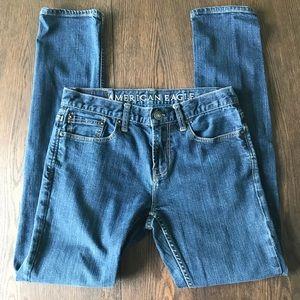 American Eagle Skinny Jeans 30x34
